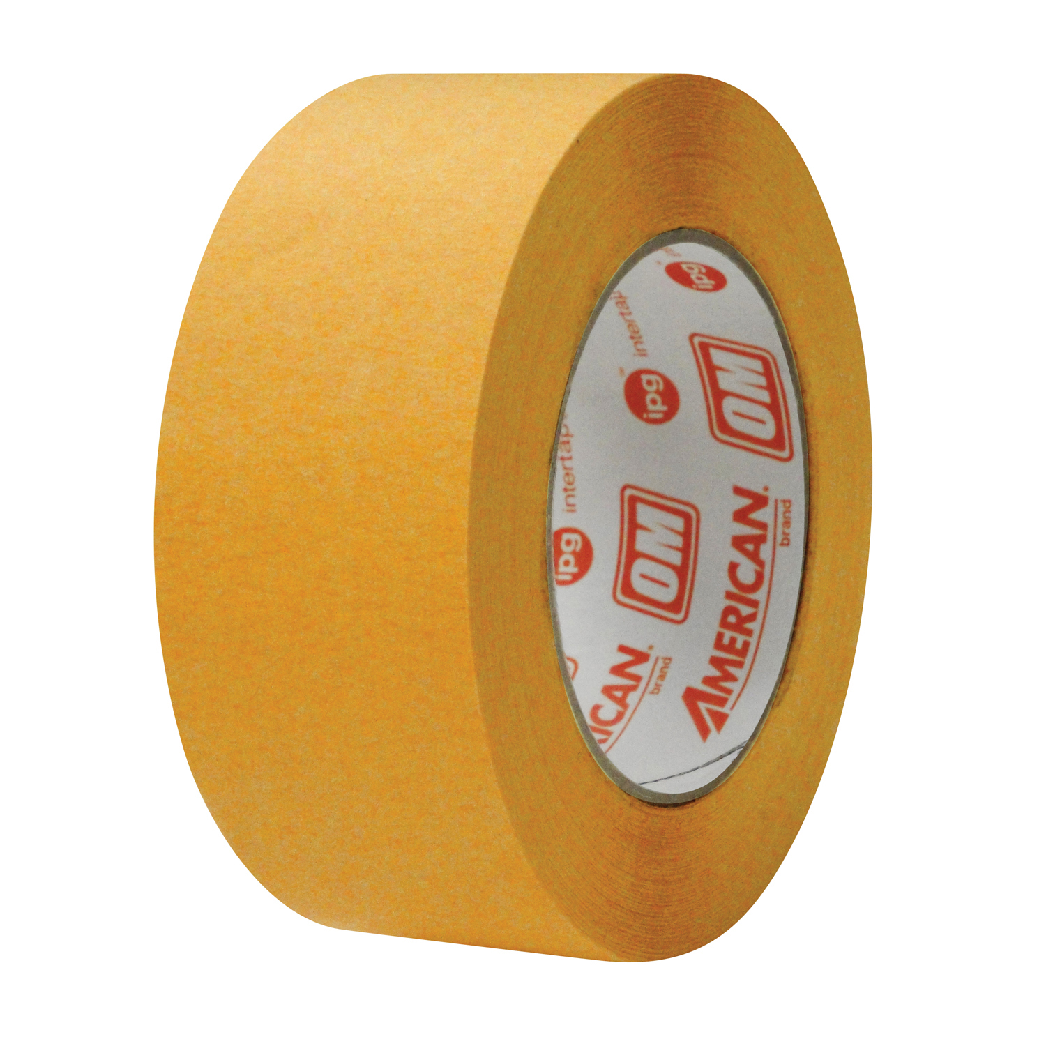american tape om orange masking tape 48mm 00309. Black Bedroom Furniture Sets. Home Design Ideas