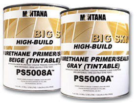 Montana Ps5009a 2k Urethane Primer Gray Gallon