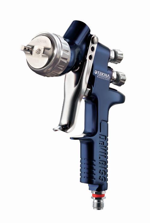 Devilbiss Tekna Basecoat Premium Spray Gun