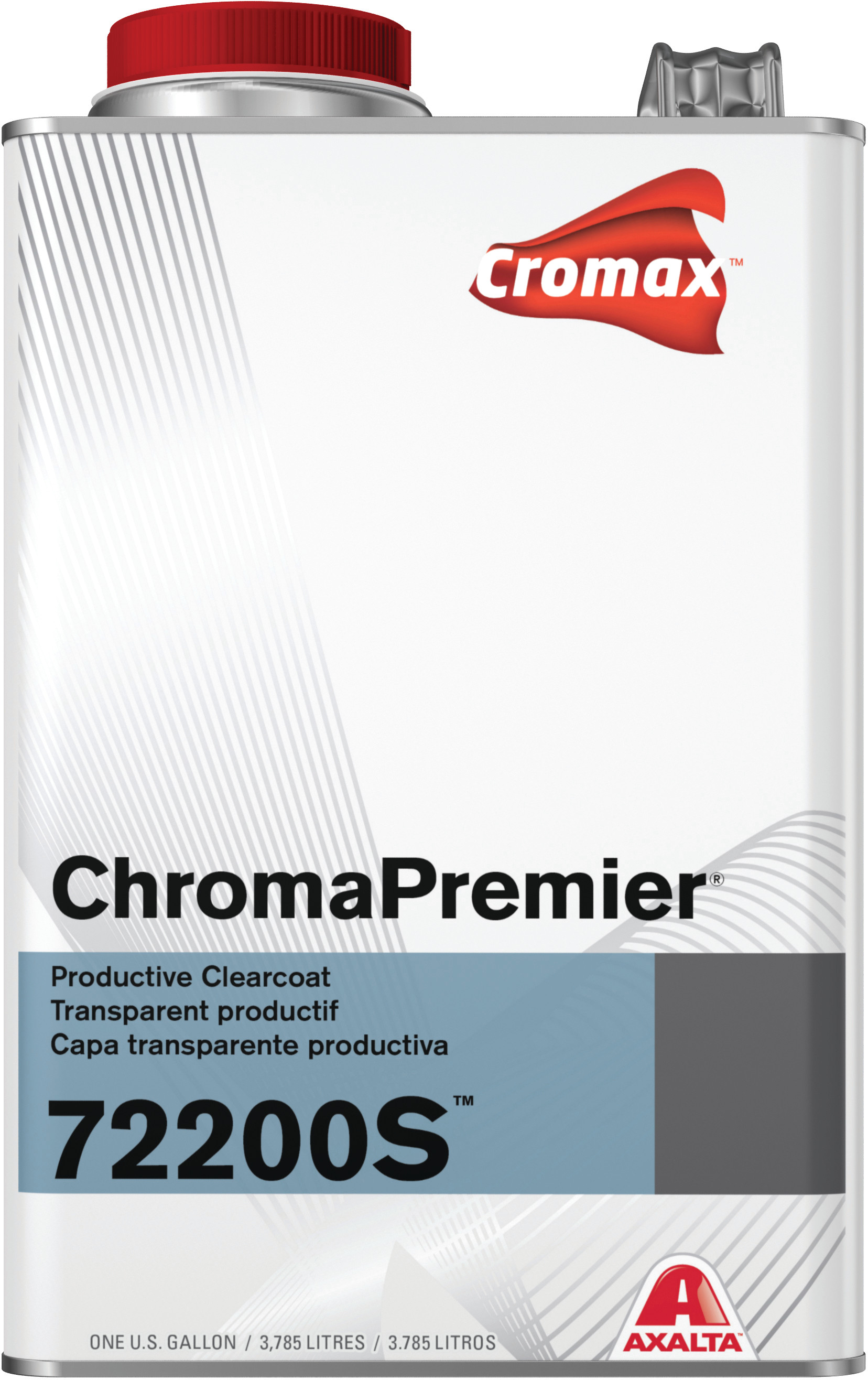 Cromax Chromapremier 72200s Clearcoat Gallon