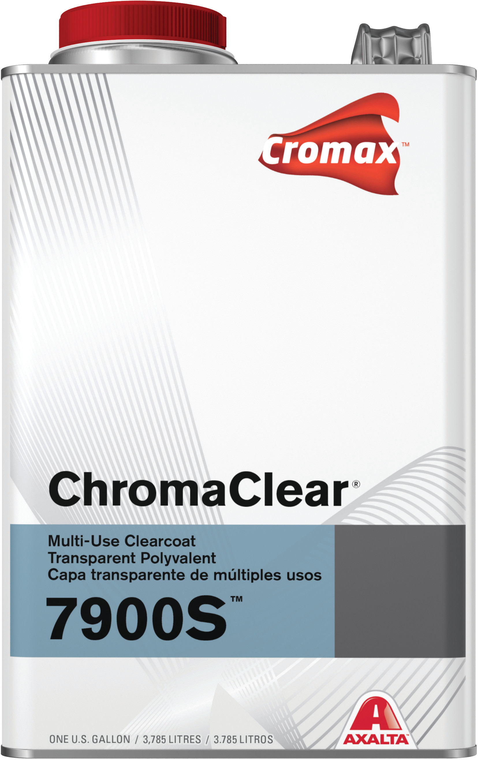 Dupont Chromaclear 7900s Multi Use Clear Gallon