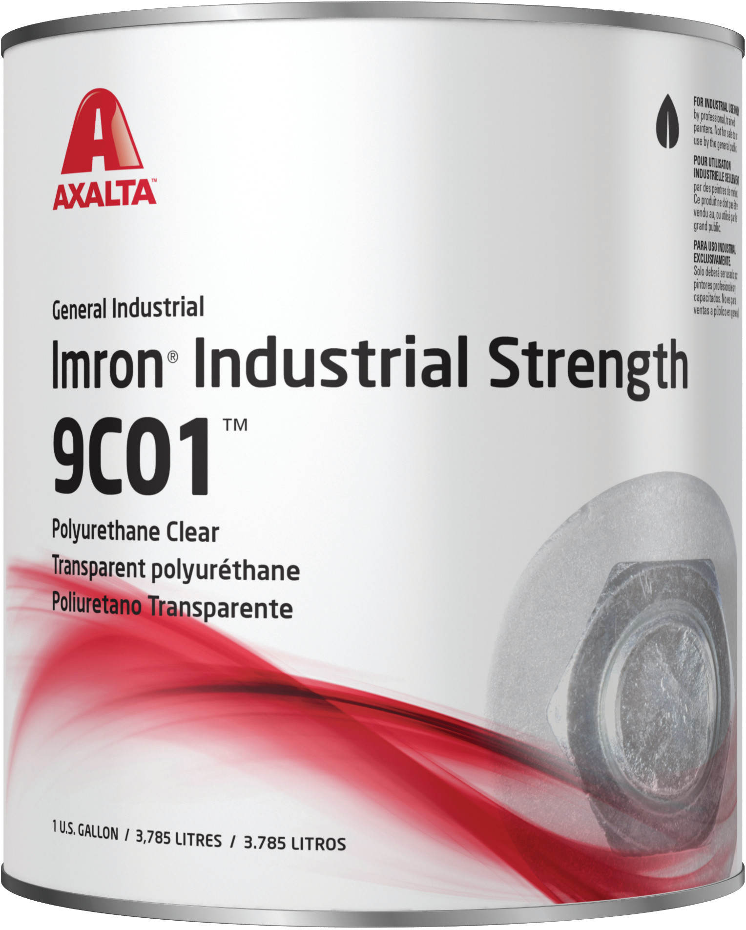 Dupont Imron Industrial Strength Clear