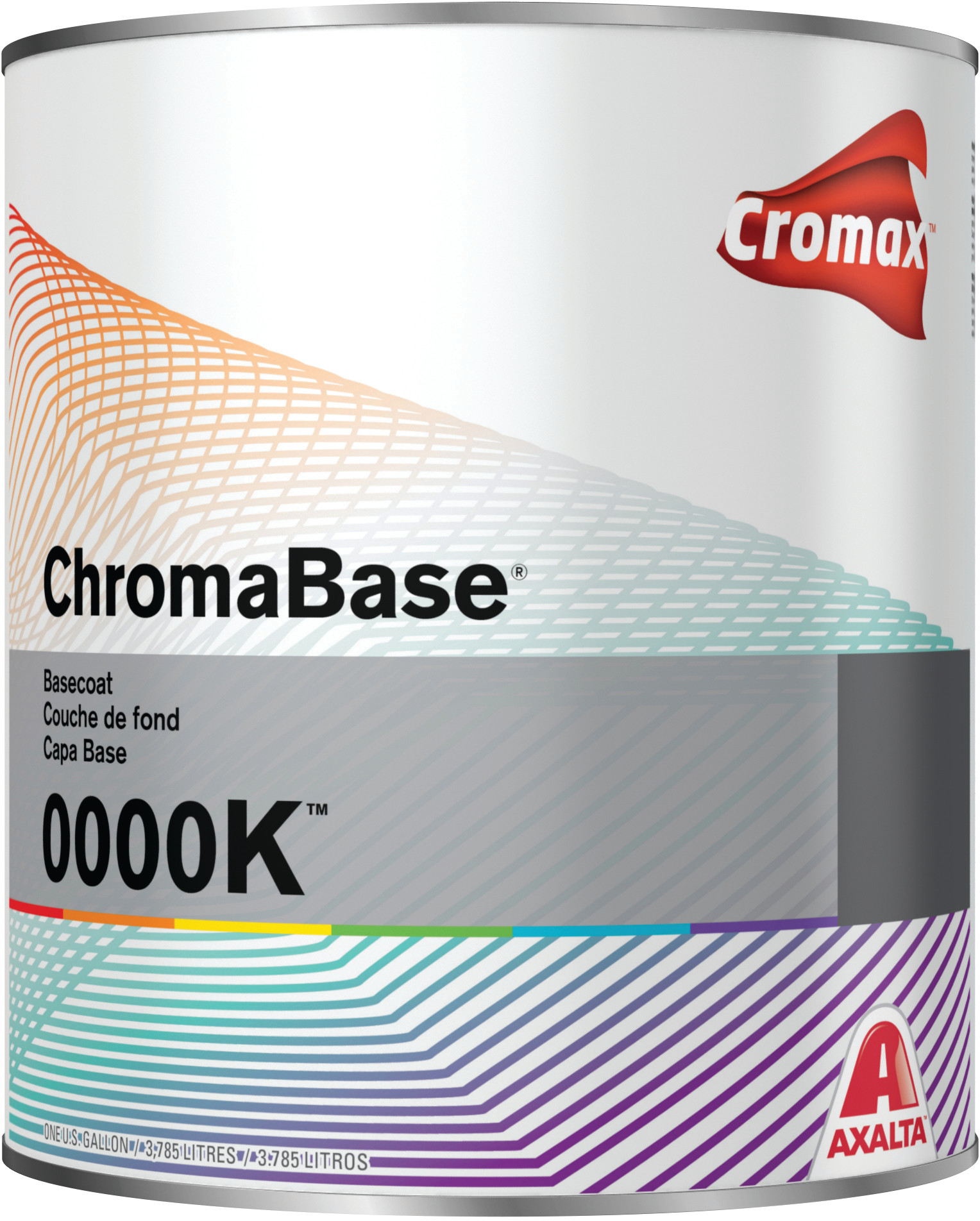 Dupont Chromabase Black 99k Gallon