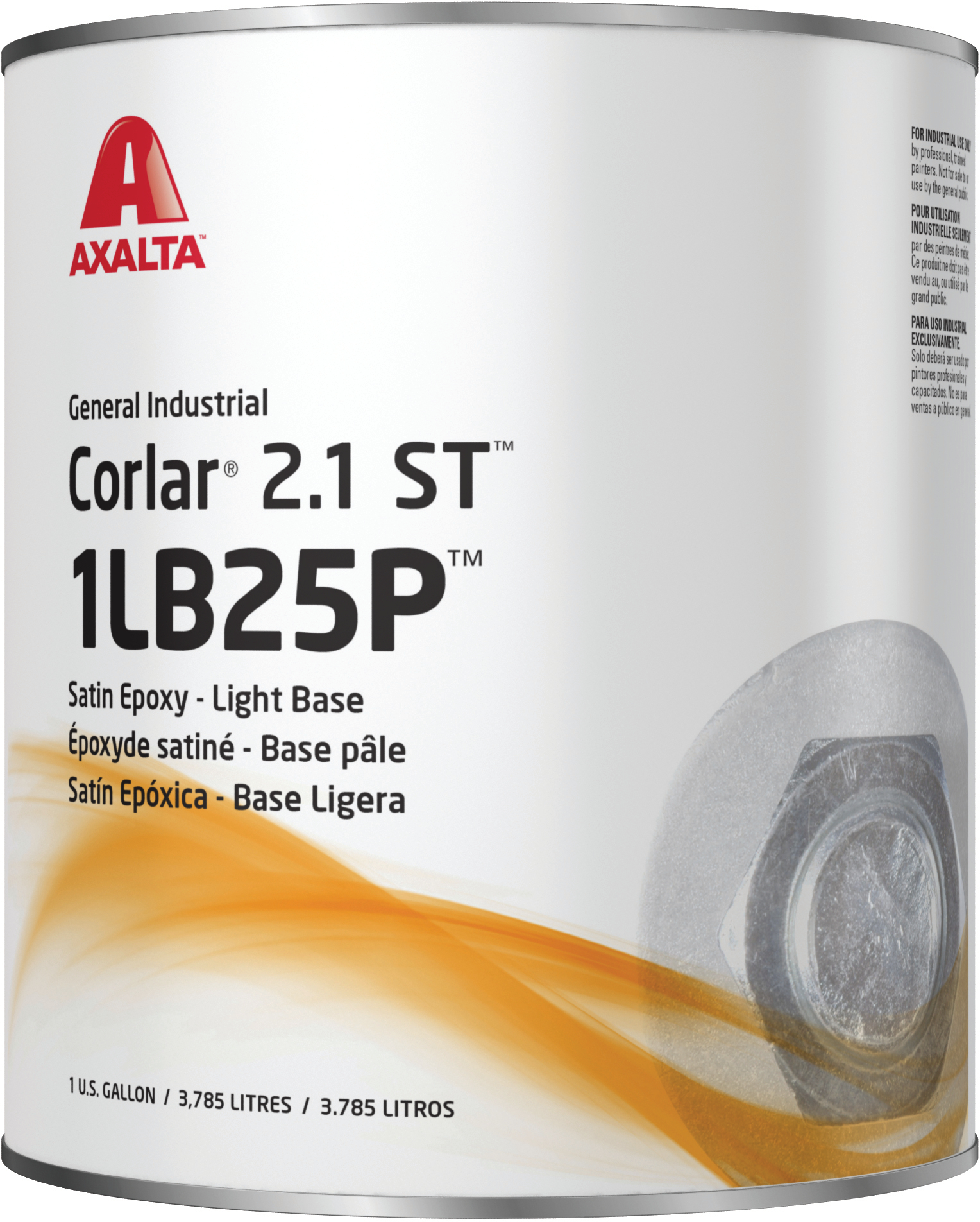 Dupont Industrial Corlar 2 1 St Gallon White