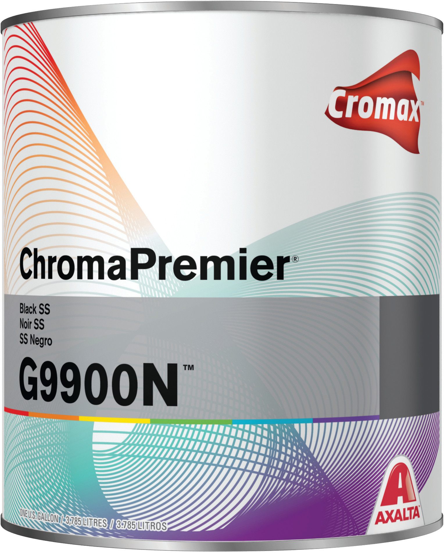 Dupont Chromapremier G9900n Super Jet Black Gallon