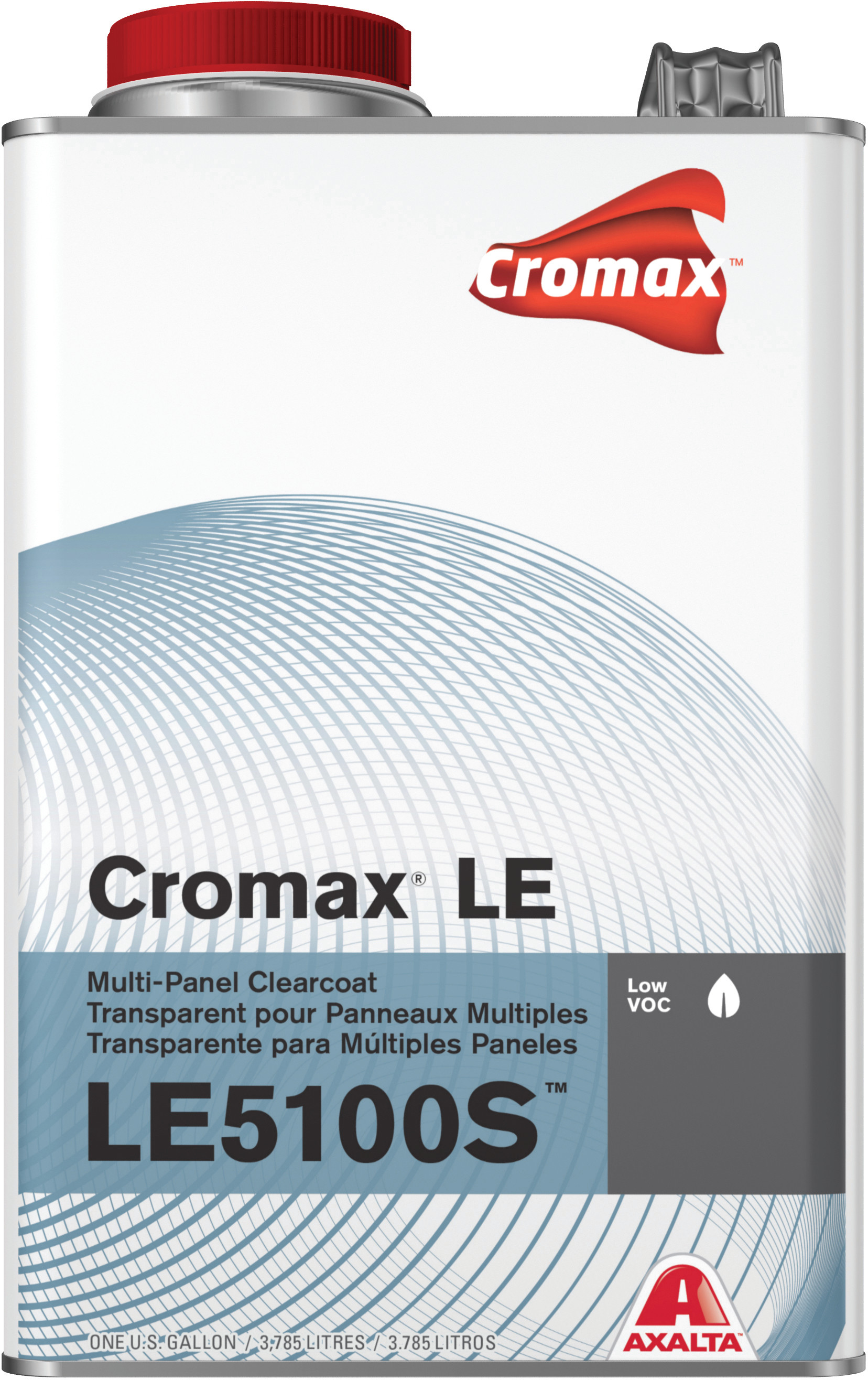 Cromax Le5100s Multi Panel Clearcoat Gallon
