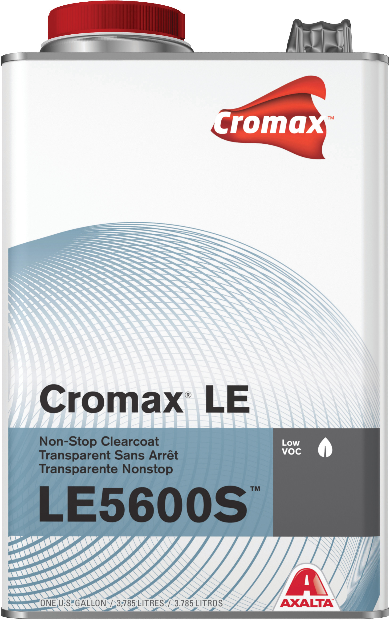 Cromax Le5600s Air Dry Productive Clearcoat Gallon