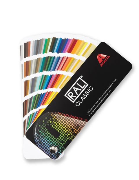 Axalta Spectramaster Ral Color Fan Deck M 6311