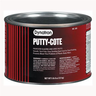 Dynatron Putty Cote 1 2 Gallon