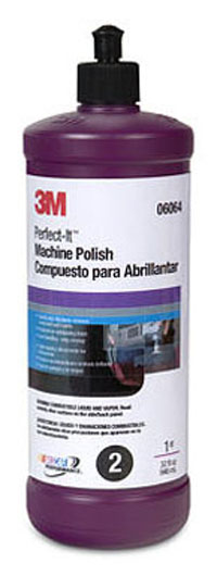 3m Perfect It Machine Polish 32 Oz