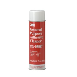 3m general purpose adhesive cleaner aerosol 08987. Black Bedroom Furniture Sets. Home Design Ideas