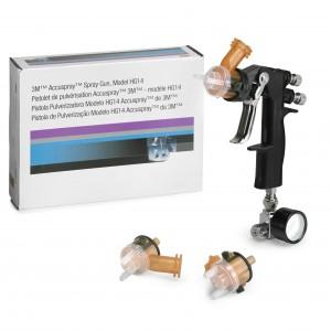 3m accuspray spray gun model hg14 16577. Black Bedroom Furniture Sets. Home Design Ideas