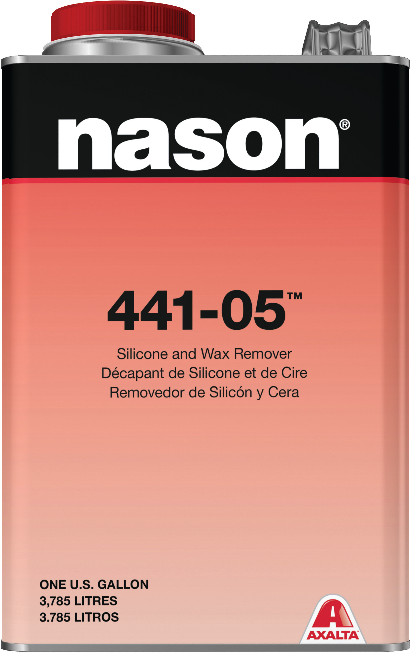Axalta Nason 441 05 Silicone And Wax Remover Gallon