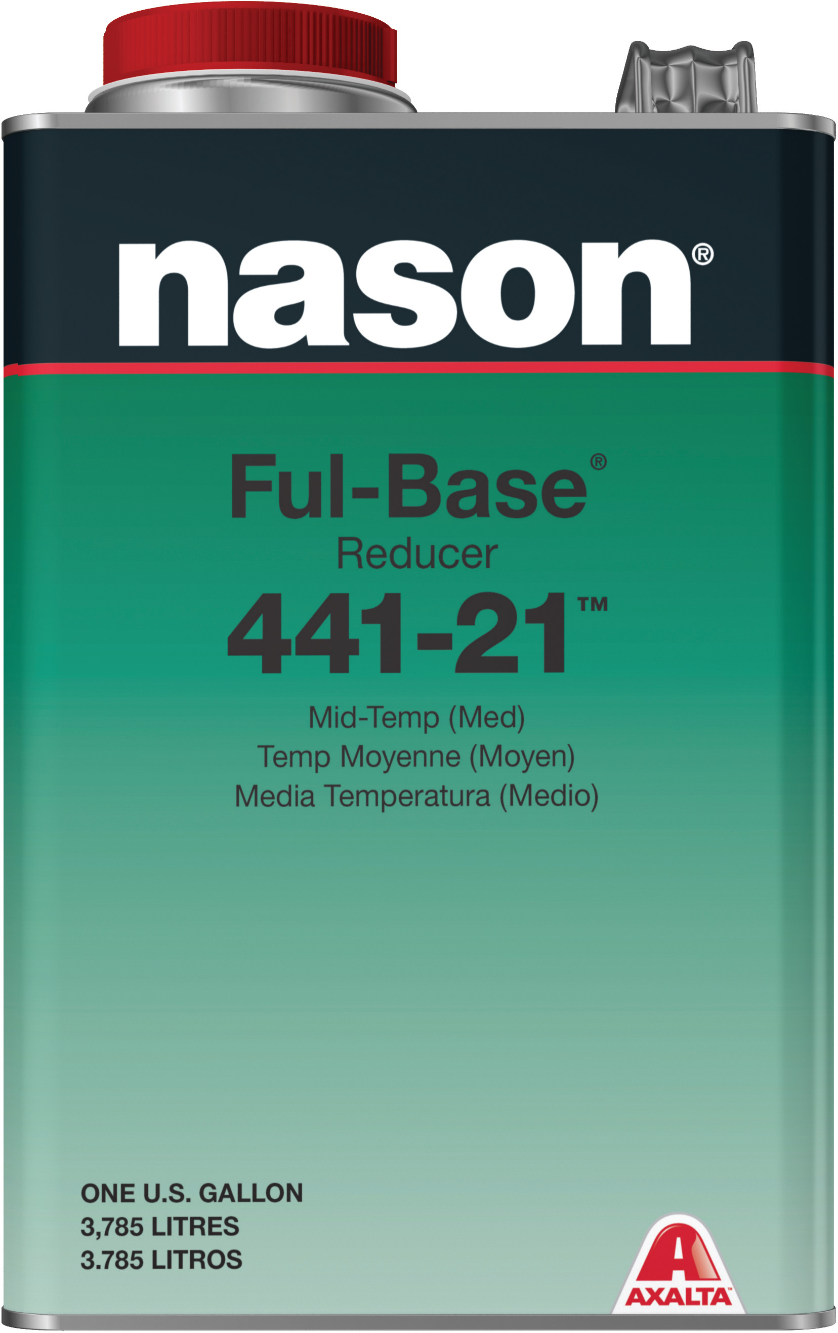 Axalta Nason Ful Base Reducer 441 21 Medium Gallon
