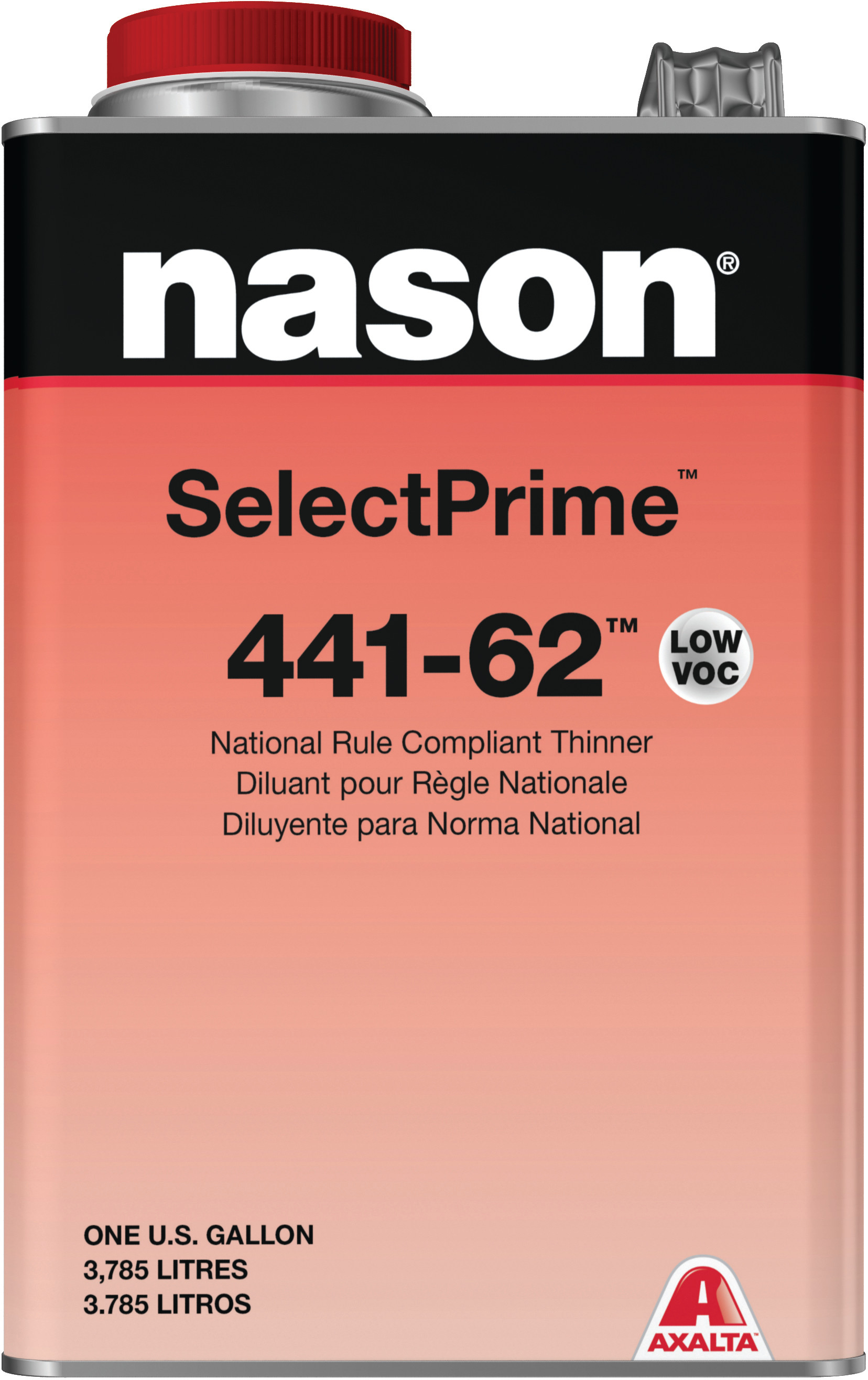 Axalta Nason Select Prime Thinner 441 62 Gallon