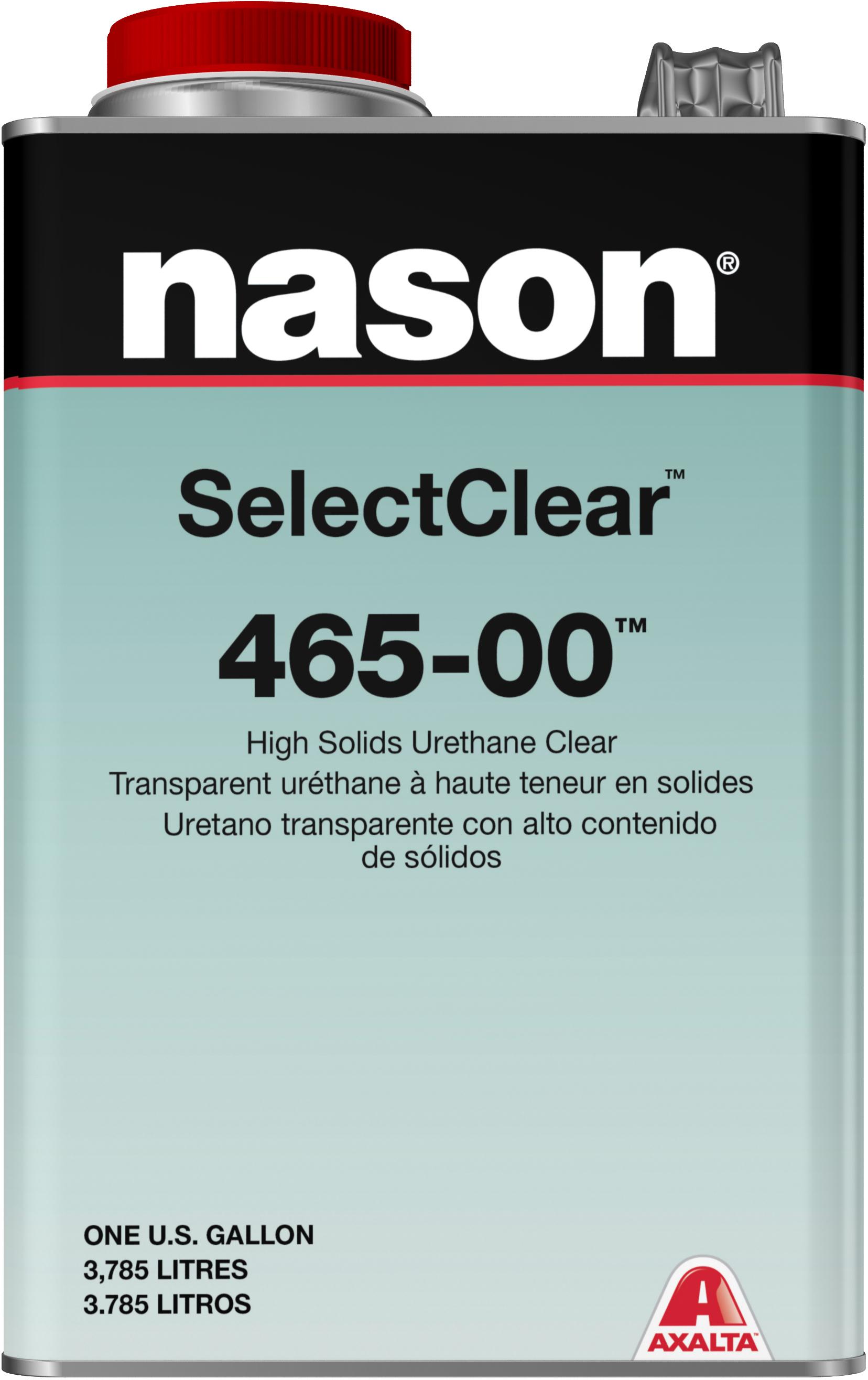 Axalta Nason High Image Clearcoat 465 00 Gallon