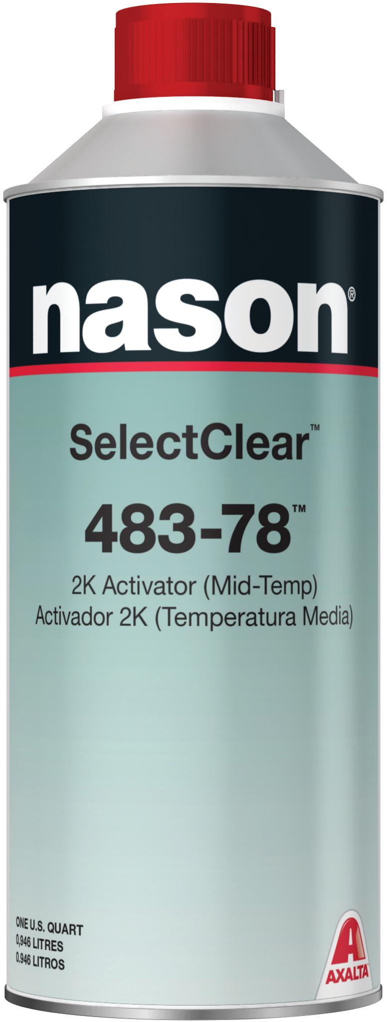 Axalta Nason Selectclear Activator Quart