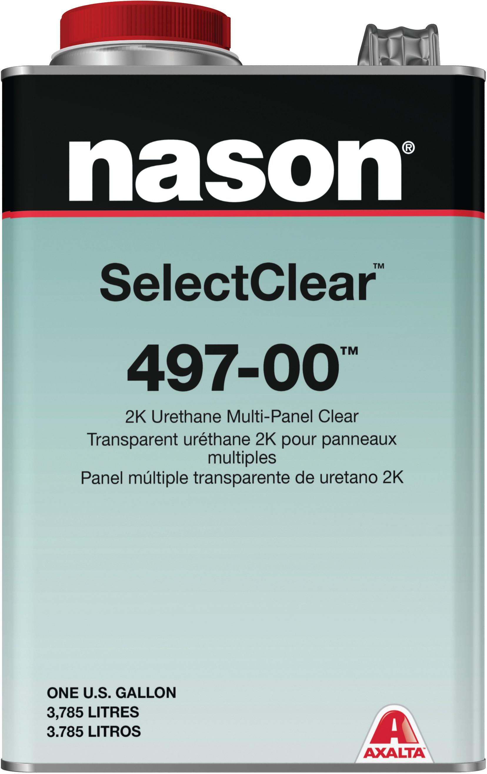 Axalta Nason 497 00 Selectclear Gallon