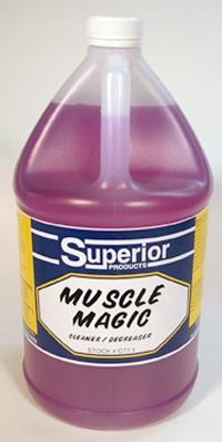 Superior Products Muscle Magic Cleaner