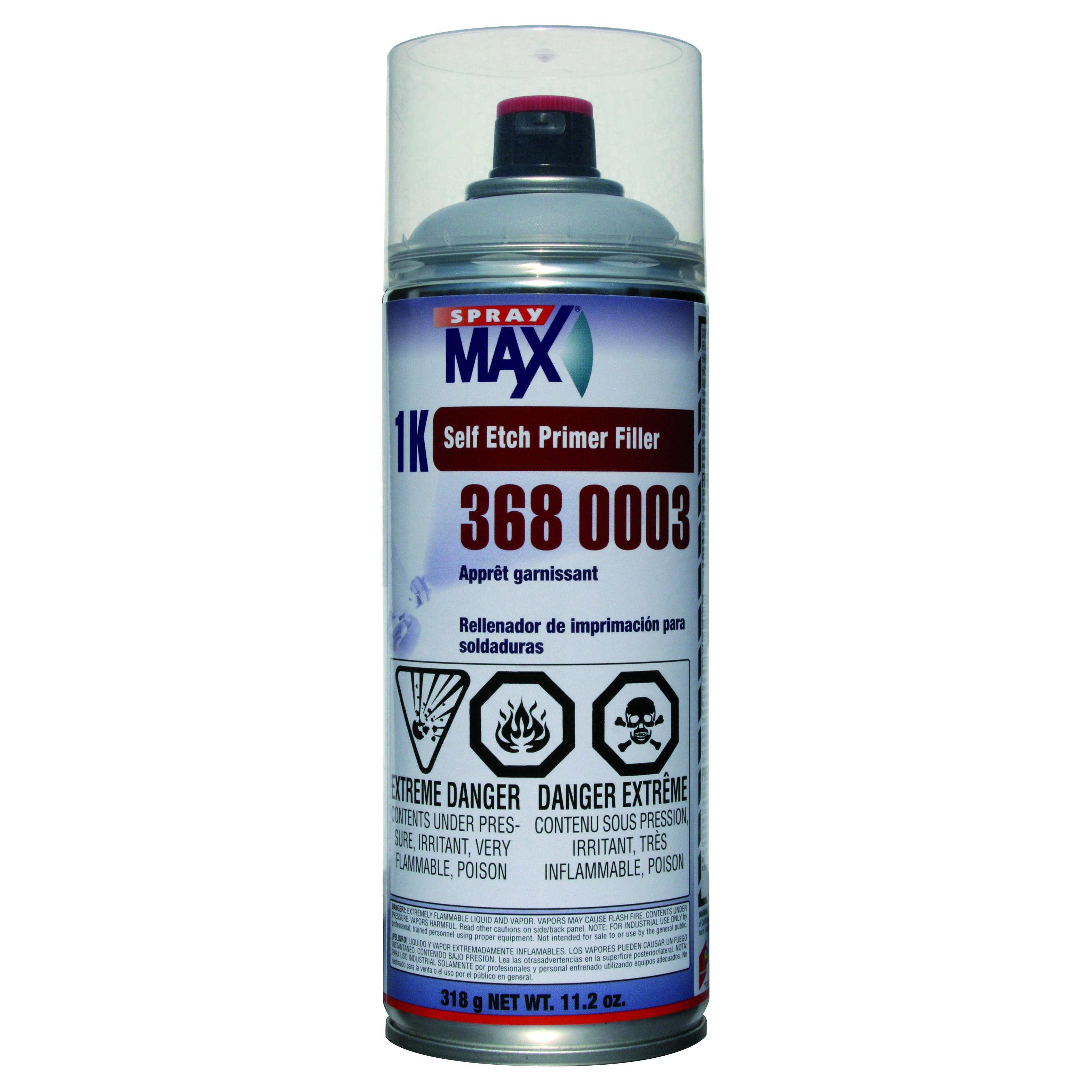 Usc Spraymax 1k Self Etch Primer Filler