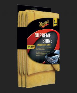 Meg X2020 Supreme Shine Microfiber Towel